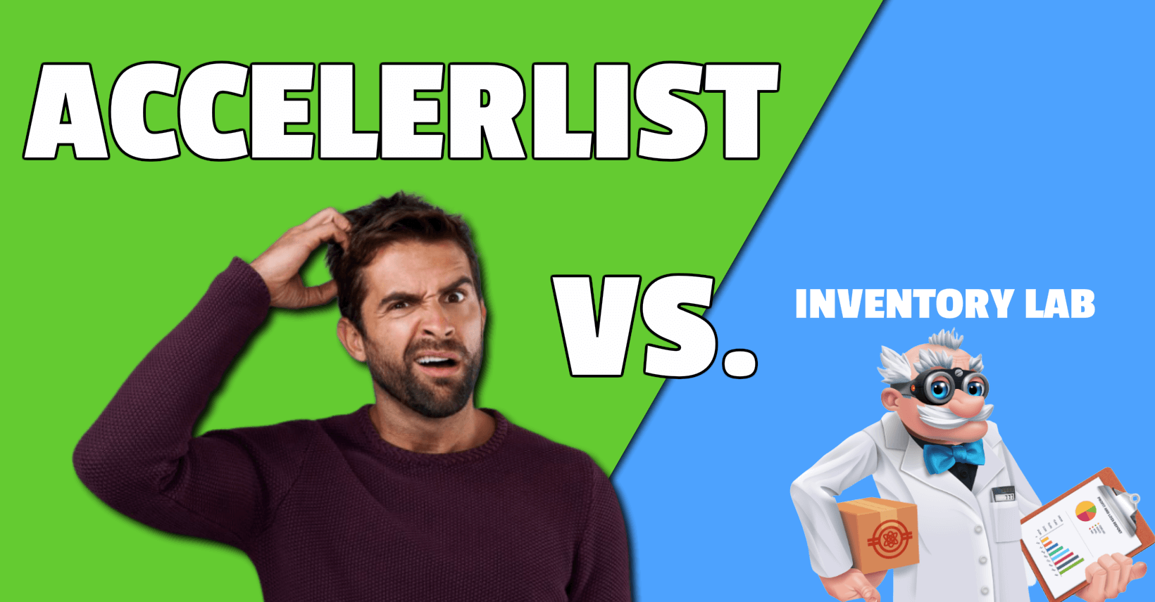 2019 Review: Inventory Lab vs AccelerList
