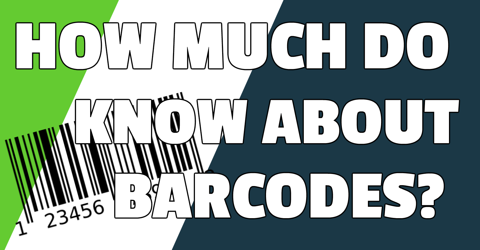 7 things you didn't know about book barcodes